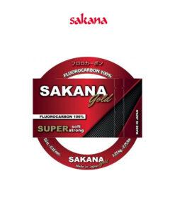 Πετονιά Sakana Gold 100% Flurocarbon