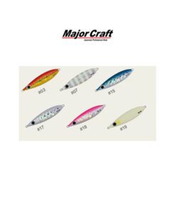 Πλάνοι Major Craft Jigpara Vertical Slow Jigging