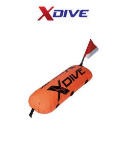 Σημαδούρα PVC Mε Kάλυμμα Nylon Πορτοκαλί