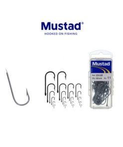 Αγκίστρια Mustad 2315S (50τμχ)