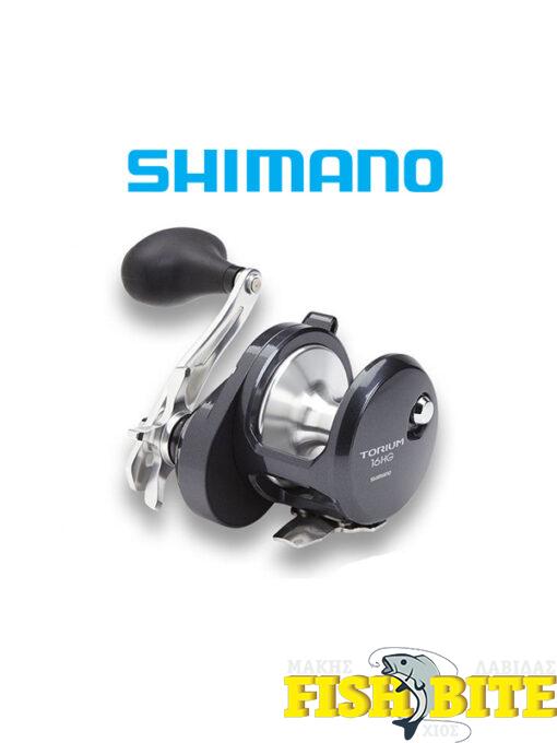 Μηχανισμός Συρτής Shimano Torium 16