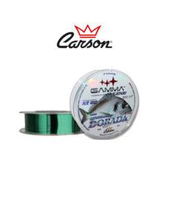 Πετονιά Carson Gamma Line Dorada 300M