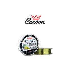 Πετονιά Carson Gamma Line Hypercast 300m