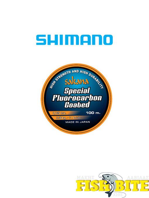 Πετονιά Sakana Special Fluorocarbon Coated 100m