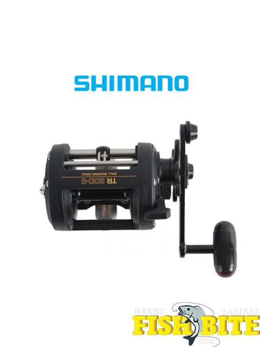 Μηχανισμός Shimano TR 200-G