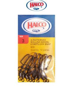 Στιφτοπαραμάνα Ενισχυμένη Halco