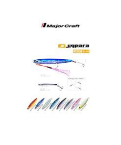 Πλάνοι Major Craft Jigpara Micro Slim