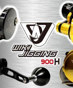 JM WIKI JIGGING 900H Μαύρο-Χρυσό