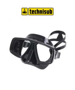 Μάσκα Technisub Look Black
