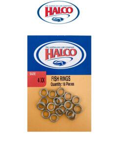 Halco Split Rings