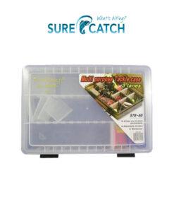 Surecatch Multi Purpose Tackle Case