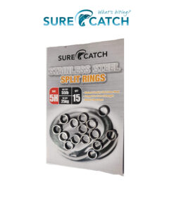 Surecatch Split Rings