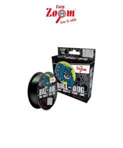 Πετονιά Carp Zoom Bull-Dog 300m Dark Green
