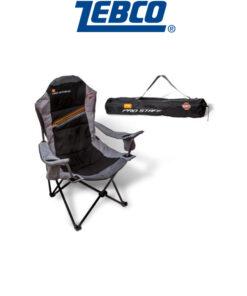 Zebco Pro Staff Chair DX ( L:48cm, W: 52cm, H:82cm)
