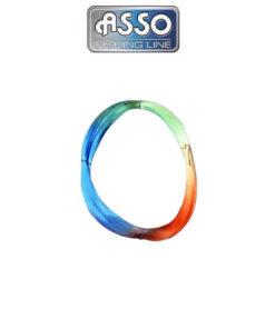 Πετονιά Asso Palangaro 1000m Multi Color