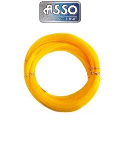 Πετονιά Asso Super Soft 1000m Κίτρινη