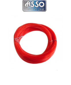 Πετονιά Asso Super Soft 1000m Κόκκινο