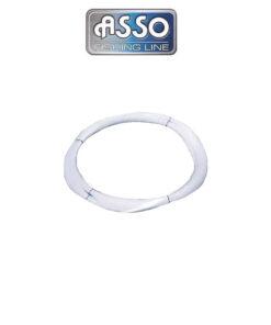 Πετονιά Asso Super Soft 1000m Λευκό