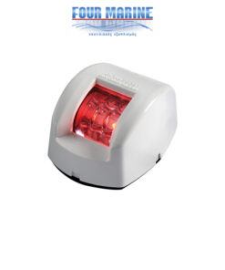 Φώτα Ναυσιπλοϊας Mouse με Led Κόκκινος Έως τα 20 m