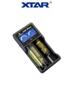 Xtar Master VC2 Plus Φορτιστής μπαταριών