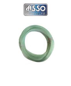 Πετονιά Assos Super Soft 1000m Πράσινη