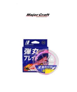 Νήμα Major Craft Dangan Eging X8 150m #0.6