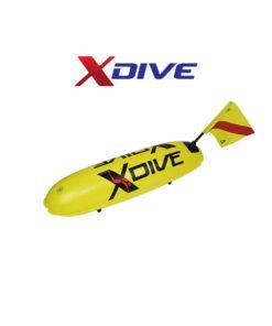 Σημαδούρα PVC Κίτρινη Μονού Θαλάμου