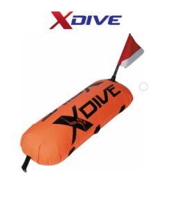 Σημαδούρα PVC Με Κάλυμμα Nylon Πορτοκαλί