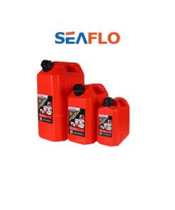 Κάνιστρο Μεταφοράς Καυσίμου Ενισχυμένο Seaflo 10LT