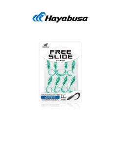 Σιλικόνες Ψαρέματος Για Free Slide Hayabusa FS-307