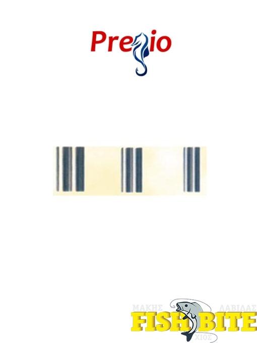 Σωληνάκια Διπλά 10 Tμχ Pregio